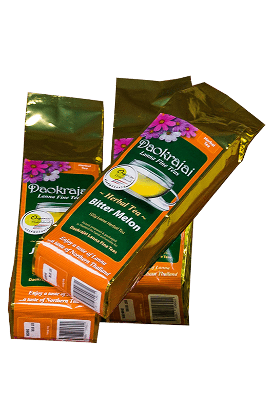 Daokrajai Thailand Herbal Teas