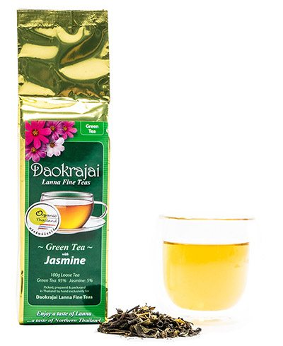 Daokrajai Jasmine Green Tea
