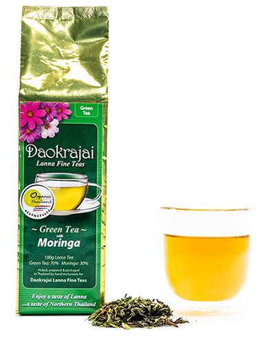 Daokrajai Green Tea Moringa