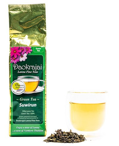 Daokrajai Green Tea Suwirun