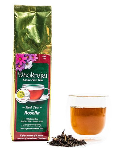 Daokrajai Red Tea Rosella