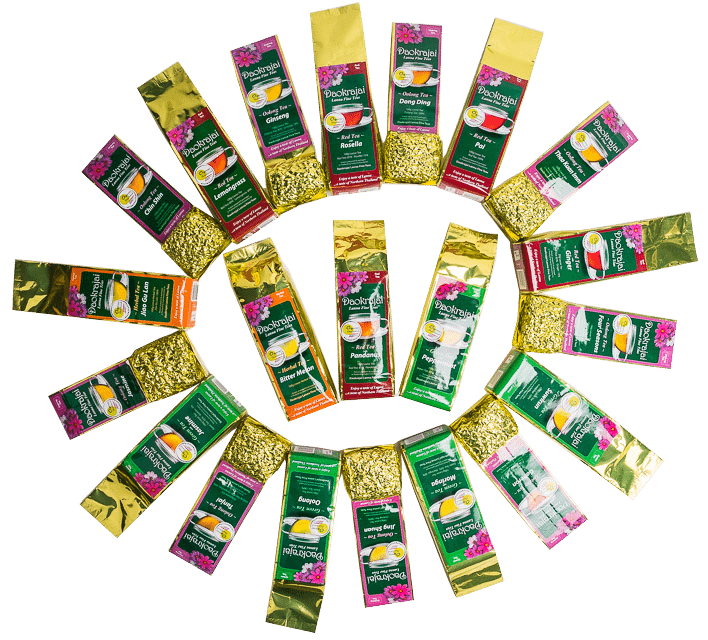 Daokrajai Tea Selection